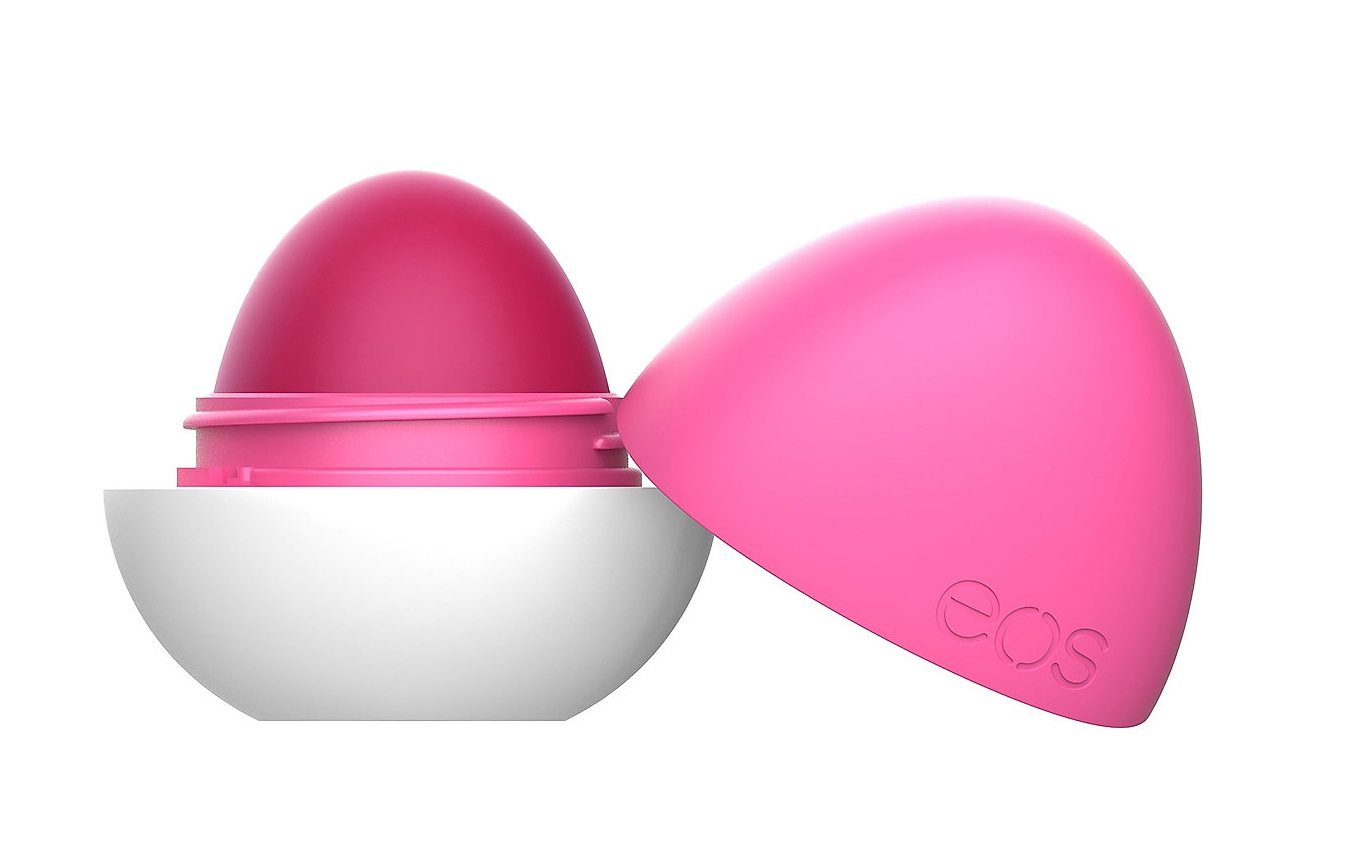 EOS LIP BALM SHEA + SHADE MAKE MINE MAGENTA CUIDADO LABIAL 7 GR