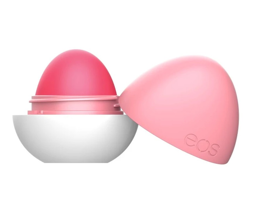 EOS LIP BALM SHEA + SHADE PINK ME UP 7 GR