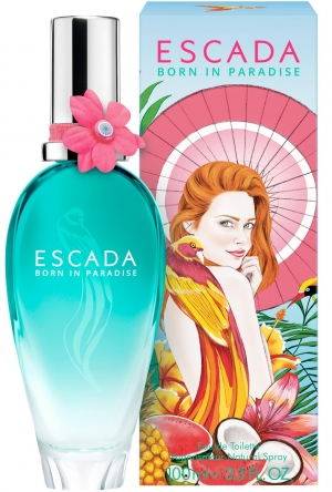 ESCADA BORN IN PARADISE EDT 50 ML ULTIMAS UNIDADES