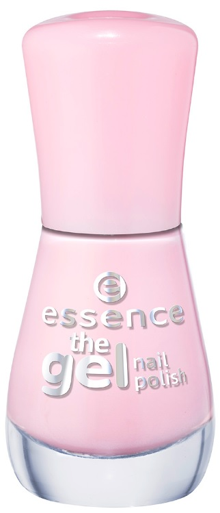 ESSENCE GEL NAIL POLISH ESMALTE DE UÑAS 05 SWEET AS CANDY