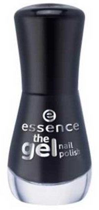 ESSENCE GEL NAIL POLISH ESMALTE DE UÑAS 46 BLACK IS BACK