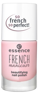 ESSENCE ESMALTE MANICURA FRANCESA BEAUTIFYING 01 GIRL\'S BEST FRENCH