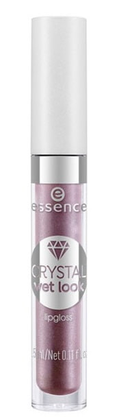 ESSENCE BRILLO DE LABIOS CRYSTAL WET LOOK 03 SOUL CRYSTAL