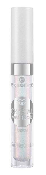 ESSENCE BRILLO DE LABIOS CRYSTAL WET LOOK 01 BRIGHT DIAMOND