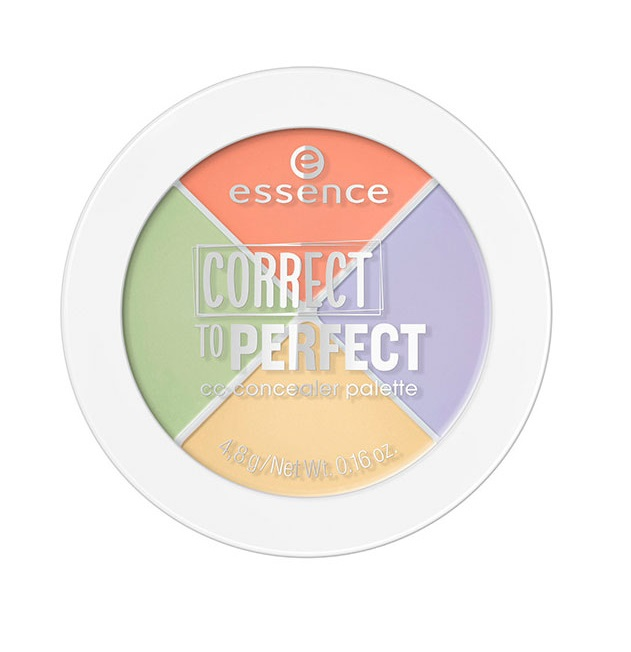 ESSENCE CORRECT TO PERFECT CC CONCEALER PALETTE