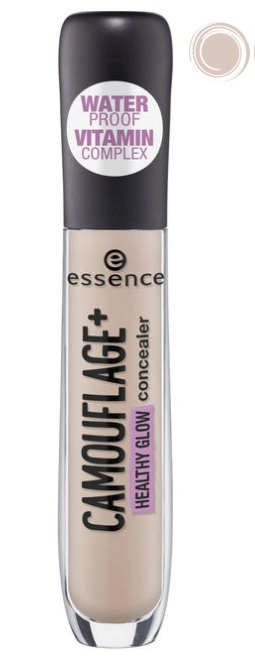 ESSENCE CORRECTOR CAMOUFLAGE+ MATT CONCEALER 10 LIGHT ROSE