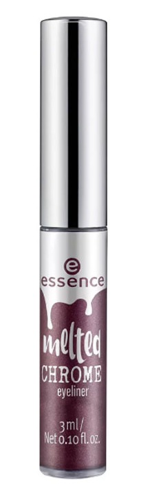 ESSENCE DELINEDOR DE OJOS MELTED CHROME 03 PLATINIUM BEAUTY 3ML