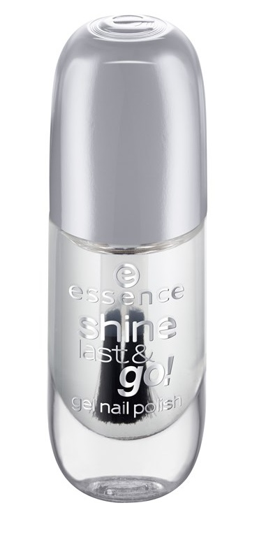 ESSENCE  SHINE LAST & GO ESMALTE UÑAS SHINE LAST & GO 01 ABSOLUTE PURE