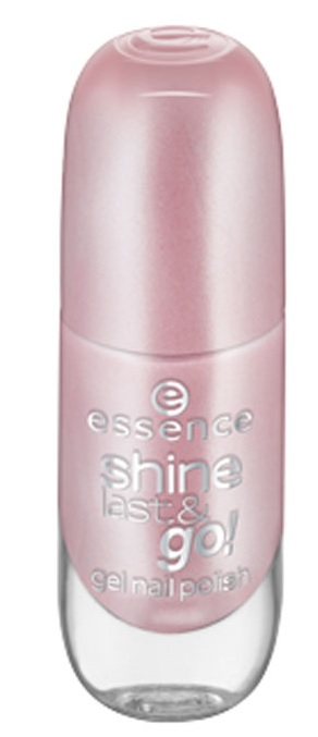 ESSENCE SHINE LAST & GO ESMALTE UÑAS 06 FROSTED KISS