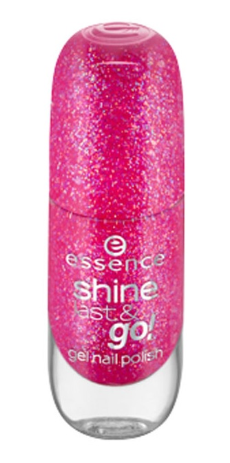 ESSENCE SHINE LAST & GO ESMALTE UÑAS 07 PARTY PRINCESS