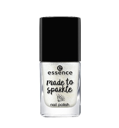 ESSENCE MADE TO SPARKLE ESMALTE DE UÑAS - 02 DON\'T BE TOO SHY TO SHINE