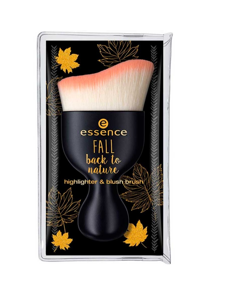 ESSENCE FALL BACK TO NATURE BROCHA PARA ILUMINADOR Y COLORETE
