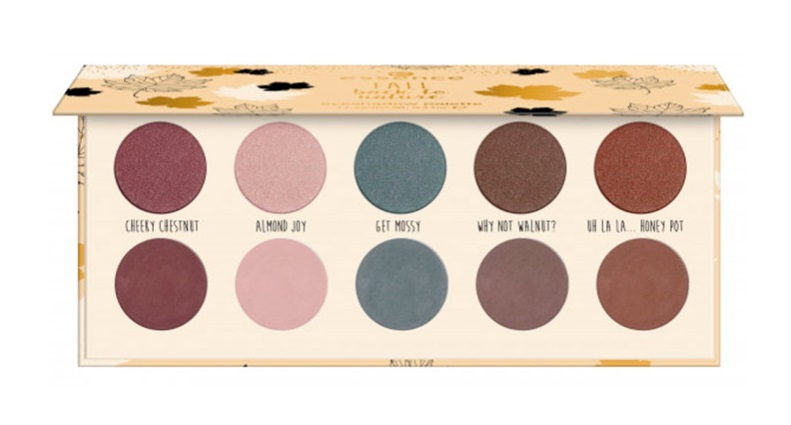 ESSENCE FALL BACK TO NATURE PALETA DE SOMBRAS DE OJOS