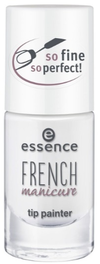 ESSENCE ESMALTE MANICURA FRANCESA TIP PAINTER 01 IT\'S PERFECTLY FINE !