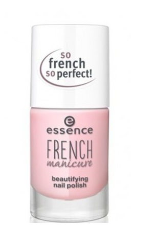 ESSENCE ESMALTE MANICURA FRANCESA BEAUTIFYING 02 FRENCHS ARE FOREVER