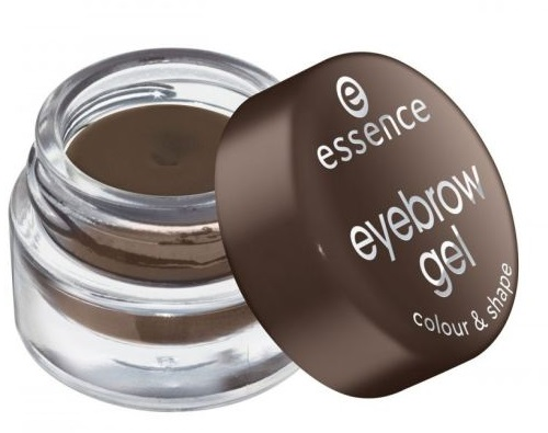 ESSENCE GEL CON COLOR PARA CEJAS 01 BROWN