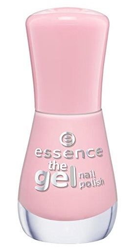 ESSENCE GEL NAIL POLISH ESMALTE DE UÑAS 97 FLAMINGO