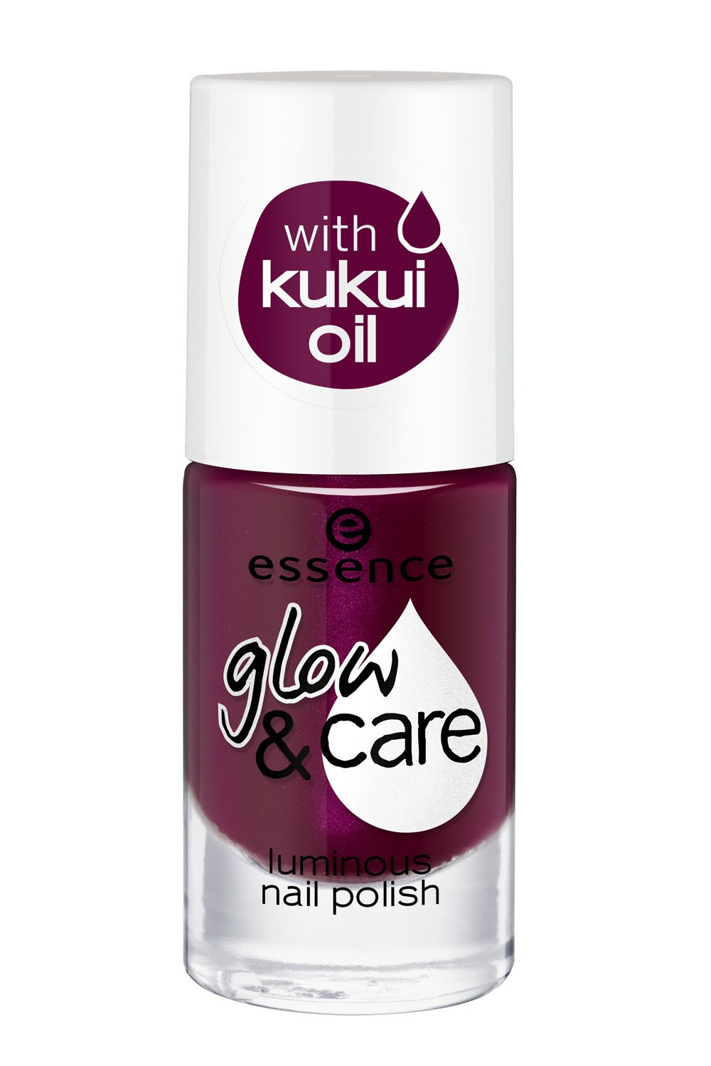 ESSENCE GLOW & CARE LUMINOUS ESMALTE 06 BERRY CARING