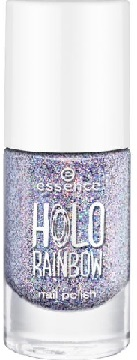 ESSENCE ESMALTE HOLO RAINBOW 01 HELLO HOLO  8 ML