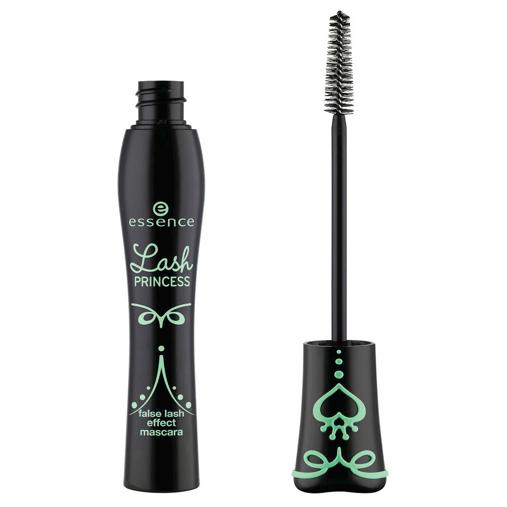 ESSENCE LASH PRINCESS MASCARA VOLUMINIZADORA FALSE LASH EFECCT EFECTO PESTAÑAS POSTIZAS