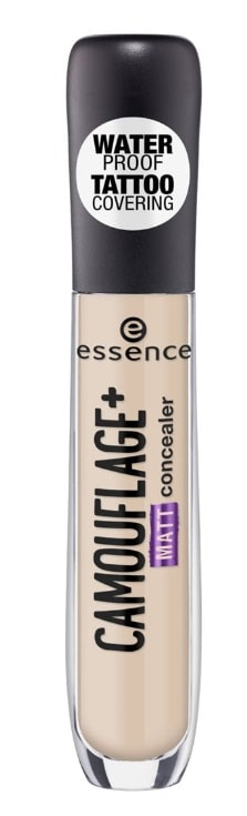 ESSENCE CAMUFLAGE+MATT CORRECTOR 26 NATURAL BEIGE