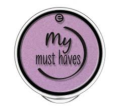 ESSENCE MY MUST HAVES SOMBRA DE OJOS 14 PURPLE CLOUDS