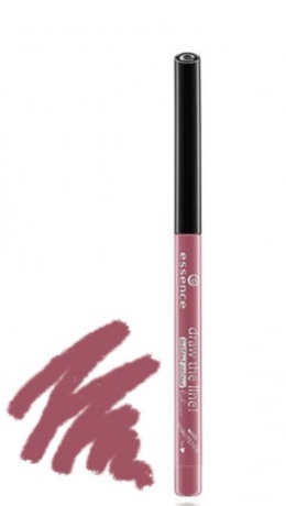 ESSENCE PERFILADOR DE LABIOS DRAW THE LINE!08 ETERNAL BEAUTY