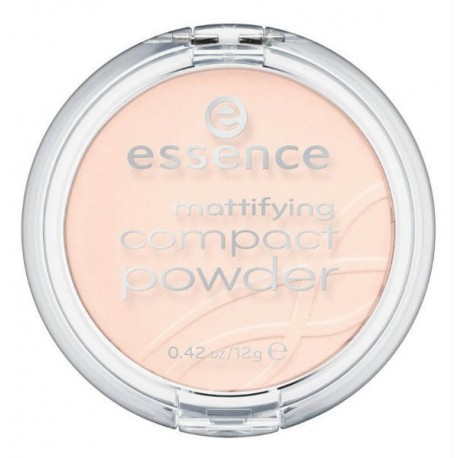 ESSENCE POLVOS COMPACTOS MATIFICANTES 11 PASTEL BEIGE MATIFYING 11GR.
