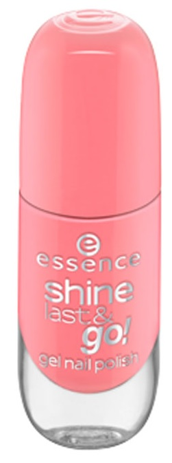 ESSENCE SHINE LAST & GO ESMALTE UÑAS 43 I\'LL COVER YOU