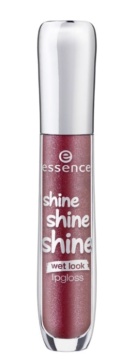 ESSENCE BRILLO DE LABIOS SHINE SHINE SHINE 21 DEEP RED LOVE