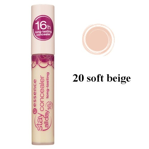 ESSENCE STAY DAY 16H CORRECTOR LARGA DURACION 20 SOFT BEIGE