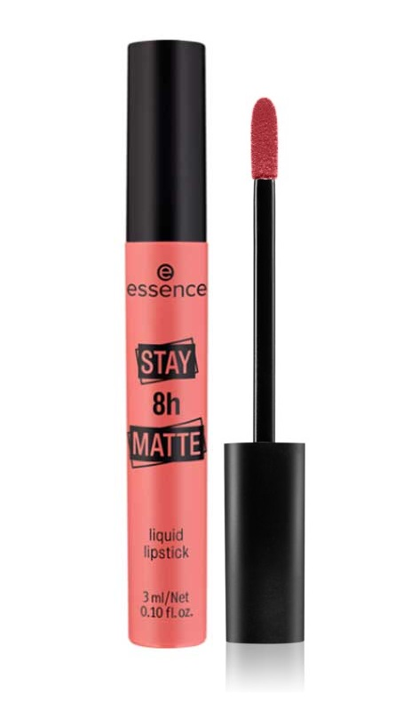 ESSENCE STAY 8H MATTE BARRA DE LABIOS LÍQUIDA 04 MAD ABOUT YOU 3 ML