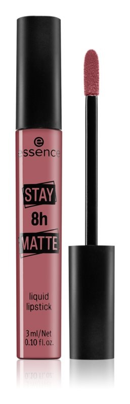 ESSENCE STAY 8H MATTE BARRA DE LABIOS LÍQUIDA 05 DATE PROOF 3 ML