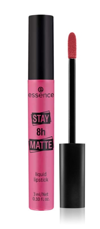 ESSENCE STAY 8H MATTE BARRA DE LABIOS LÍQUIDA 06 TO BE FAIR 3 ML