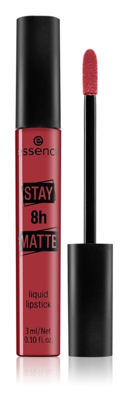 ESSENCE STAY 8H MATTE BARRA DE LABIOS LÍQUIDA 08 I DARE YOU 3 ML