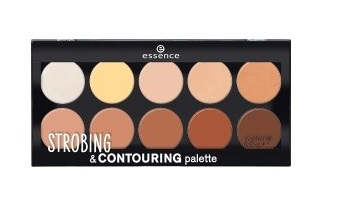 ESSENCE STROBING & CONTOURING PALETA 10 MY OWN MAKE UP ARTIST