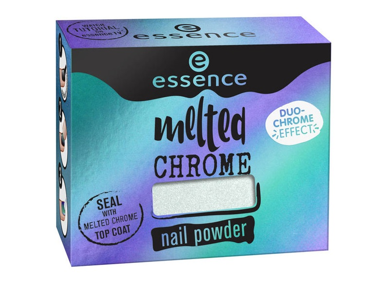 ESSENCE MELTED CHROME PIGMENTO UÑAS 02 ALL EYES ON ME