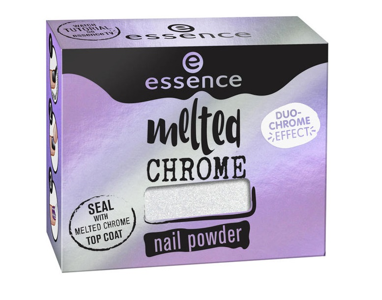ESSENCE MELTED CHROME PIGMENTO UÑAS 03 ROCKSTAR