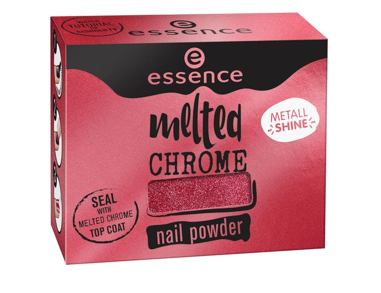 ESSENCE MELTED CHROME PIGMENTO UÑAS 04 NOTHING TO LOSE