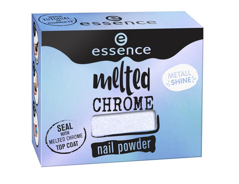 ESSENCE MELTED CHROME PIGMENTO UÑAS 05 MIRACLE