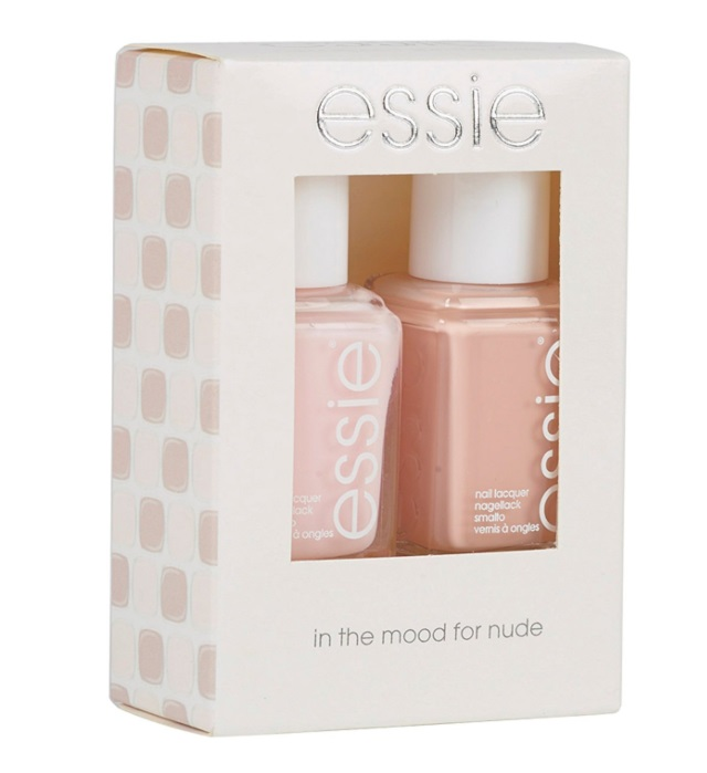 ESSIE IN THE MOOD FOR NUDE SET DUPLO