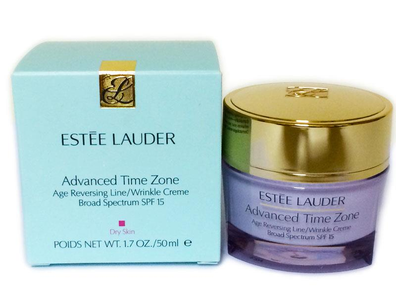 ESTEE LAUDER ADVANCED TIME ZONE AGE REVERSING LINE SPF 15 CREMA PIELES SECAS 50 ML