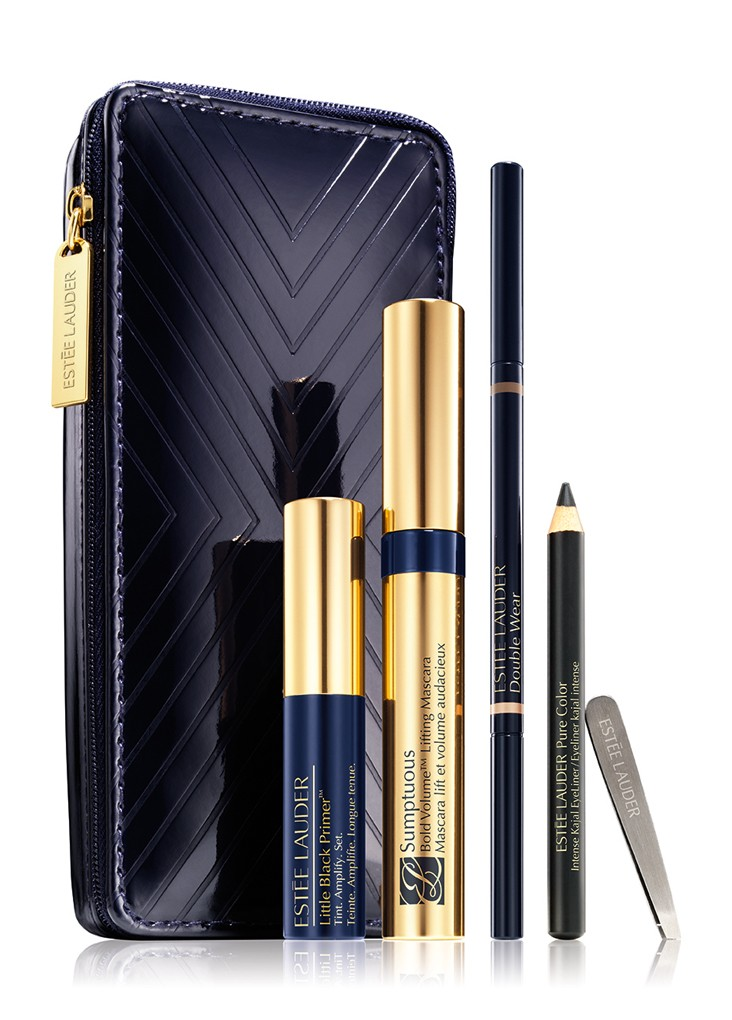 ESTEE LAUDER DEFINE YOUR EYES TRAVEL EXCLUSIVE SET