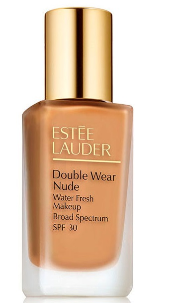 ESTEE LAUDER DOUBLE WEAR NUDE WATER FRESH MAKEUP 4N1 SHELL BEIGE 30ML