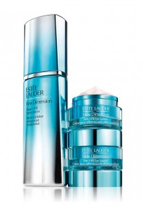 ESTEE LAUDER NEW DIMENSION (SERUM 50 ML + EYES 10 ML) SET REGALO