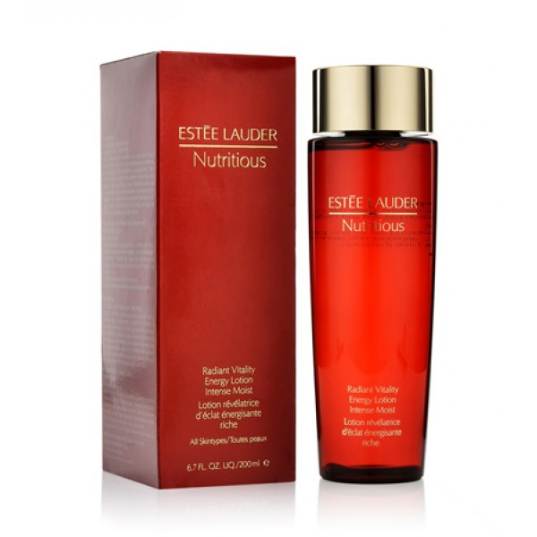ESTEE LAUDER NUTRITIOUS RADIANT VITALITY ENERGY LOTION INTENSE 200 ML