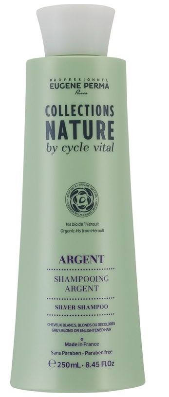 EUGENE PERMA COLLECTIONS NATURE BY CYCLE CHAMPU ARGENT 250ML