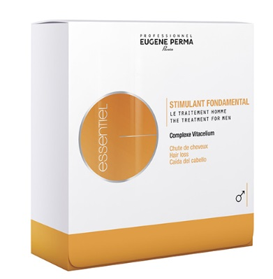 EUGENE PERMA ESSENTIEL ESTIMULANT FONDAMENTAL MEN 12 X 3.5ML