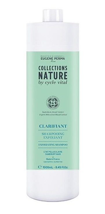 EUGENE PERMA COLLECTIONS NATURE BY CYCLE VITAL CHAMPU EXFOLIANTE 1000ML