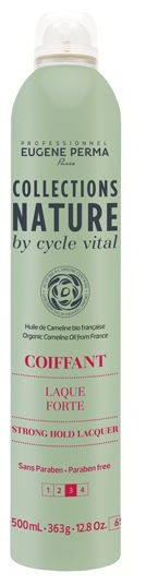 EUGENE PERMA COLLECTIONS NATURE BY CYCLE LACA FUERTE 500ML